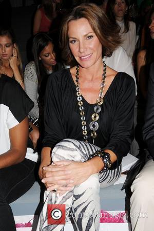 Countess LuAnn De Lesseps  Mercedes-Benz New York Fashion Week Spring/Summer 2013 - Strut, The Fashionable Mom Show New York...