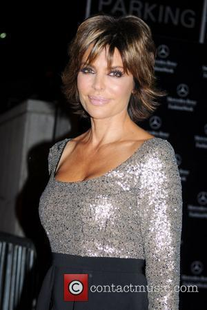 Lisa Rinna, New York Fashion Week