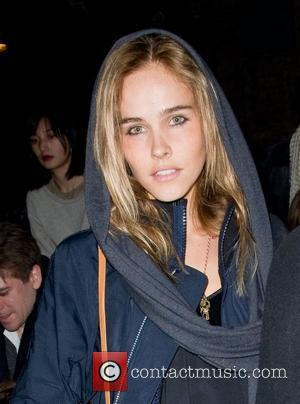 Isabel Lucas Mercedes-Benz Fashion Week - Fall 2012 - Y-3 - Front Row New York City, USA - 12.02.12