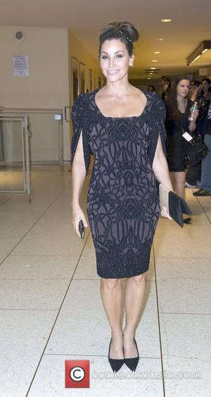 Gina Gershon Mercedes-Benz New York Fashion Week Spring/Summer 2013 - Zac Posen - Celebrity Arrivals  New York City, USA...