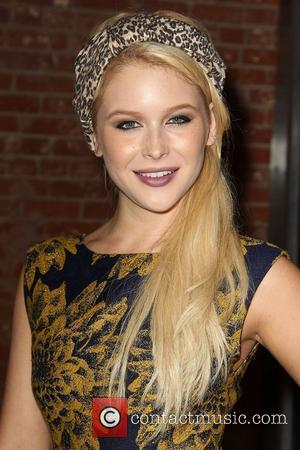 Renee Olstead The Nylon Magazine August Issue 2012 Party - Arrivals Los Angeles, California - 31.07.12