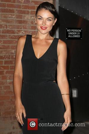 Serinda Swan The Nylon Magazine August Issue 2012 Party - Arrivals Los Angeles, California - 31.07.12