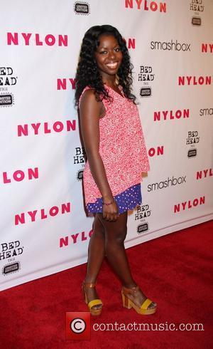 Camille Winbush Nylon Magazine's 13th Anniversary Celebration held at Smashbox West Hollywood, California - 10.04.12