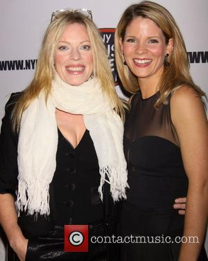 Sherie Rene Scott, Kelli O'hara and The Hudson Theatre