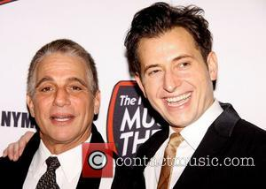 Tony Danza, Peter Cincotti and The Hudson Theatre