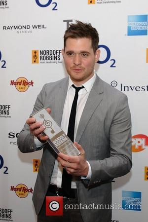 Michael Buble Makes Plans For Another Hit Christmas