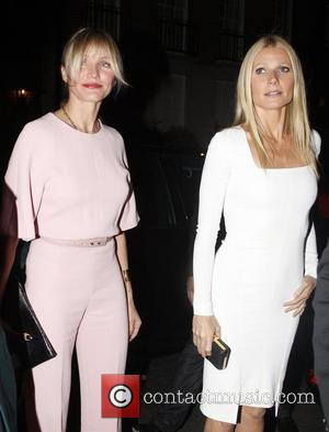 Cameron Diaz and Gwyneth Paltrow