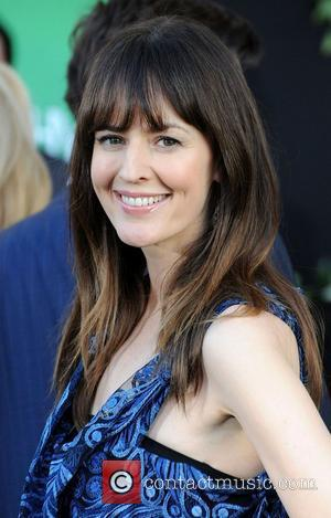 Rosemarie DeWitt at the World Premiere of 'The Odd Life of Timothy Green' at El Capitan Theater - Arrivals Los...