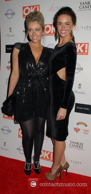 Gemma Merna and Jennifer Metcalfe