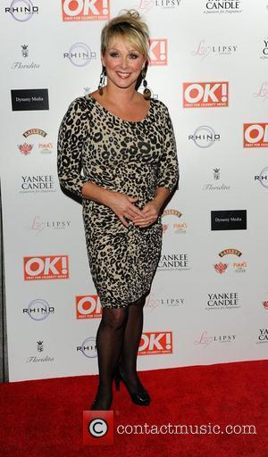 Cheryl Baker,  at the OK! Magazine Christmas party at Floridita. London, England - 29.11.11