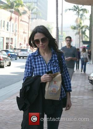 Oksana Grigorieva leaves a pharmacy Beverly Hills, California - 01.02.12