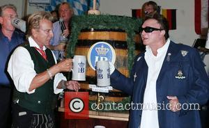 Siegfried Fischbacher, Roy Horn Siegfried and Roy kick off Oktoberfest 2012 at Hofbrauhaus  Las Vegas, Nevada - 15.09.12