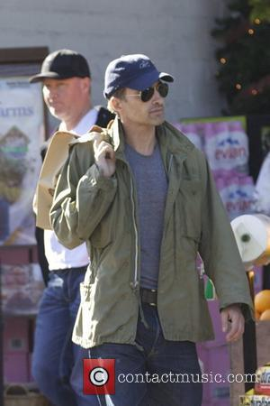 Olivier Martinez and Bristol Farms