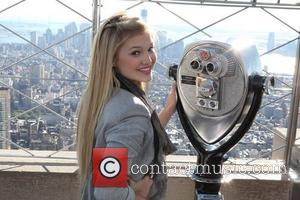 Disney and Olivia Holt