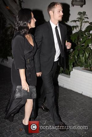 Olivia Munn and Joel Kinnaman