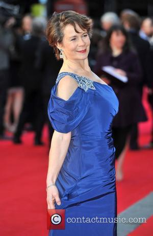 Celia Imrie The Olivier Awards 2012 held at the Royal Opera House - Arrivals  London, England - 15.04.12