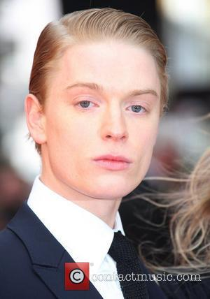 Freddie Fox The Olivier Awards 2012 held at the Royal Opera House- Arrivals London, England - 15.04.12