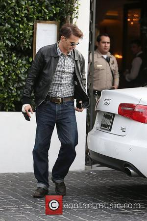 Olivier Martinez, Cecconi's Restaurant and West Hollywood