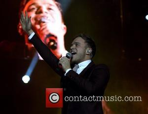 Olly Murs and O2 Arena