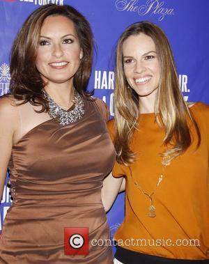 Mariska Hargitay and Hilary Swank