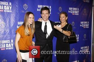 Hilary Swank, Harry Connick Jr. and Jill Goodacre