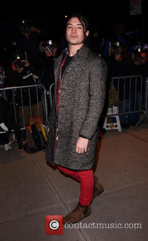 Ezra Miller New York premiere of 'On The Road' presented by Grey Goose Vodka at The School of Visual Arts-...