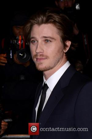 Garrett Hedlund New York premiere of 'On The Road' presented by Grey Goose Vodka at The School of Visual Arts-...
