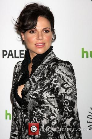Lana Parrilla  PaleyFest 2012 at the Saban Theater - Once Upon A Time'' - Arrivals Los Angeles, California -...