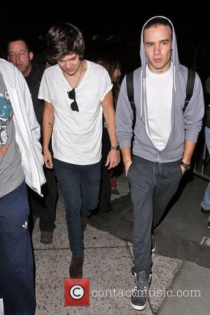 Harry Styles and Liam Payne