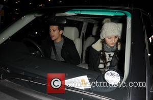 Louis Tomlinson and Girlfriend