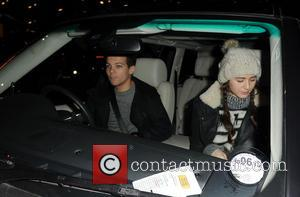 Louis Tomlinson and Girlfriend
