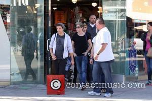 Liam Payne, Zayn Malik and Niall Horan