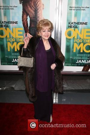 Debbie Reynolds: 'The Artist Borrowed From Singin' In The Rain'