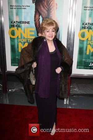 Debbie Reynolds at the 'One for the Money' premiere at the AMC Loews Lincoln Square. New York City, USA -...