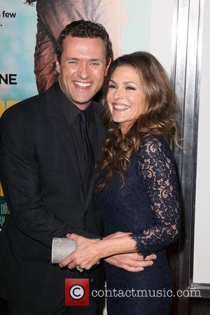 Jason O'Mara, Paige Turco,  at the 'One for the Money' premiere at the AMC Loews Lincoln Square. New York...