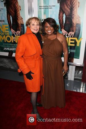 Barbara Walters, Sherri Shepherd ,  at the 'One for the Money' premiere at the AMC Loews Lincoln Square. New...