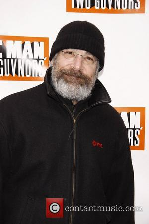 Mandy Patinkin  Broadway opening night of 'One Man, Two Guvnors' at the Music Box Theatre – Arrivals.  New...