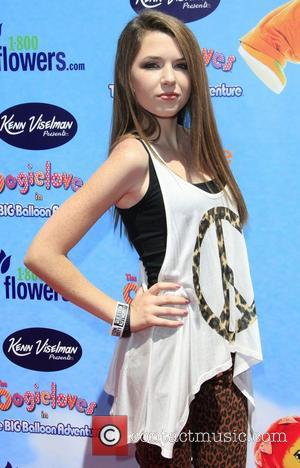 Saige Ryan Campbell  The Premiere of 'The Oogieloves in the Big Balloon Adventure' held at Grauman's Chinese Theatre...