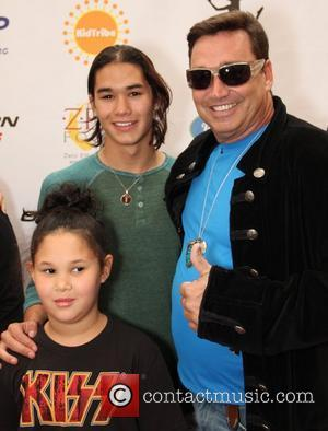 Booboo Stewart  'Operation Fitness' Health and Fitness Expo at Westfield Mall in Culvert City Los Angeles, California - 12.05.12