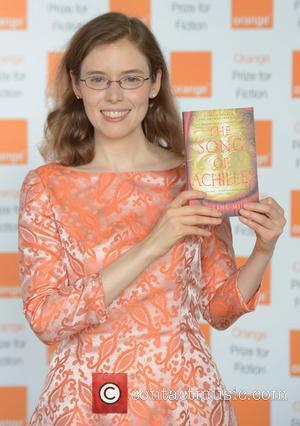 Madeline Miller at Orange prize for fiction at Royal Festival Hall, London, England- 30.05.12