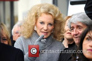 Princess Michael Of Kent and Tom Conti
