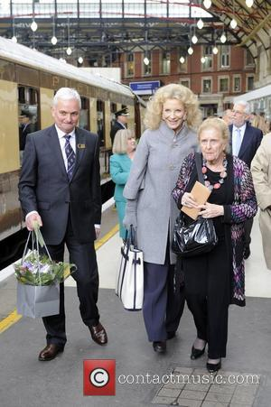 Princess Michael Of Kent and Terry Wogan
