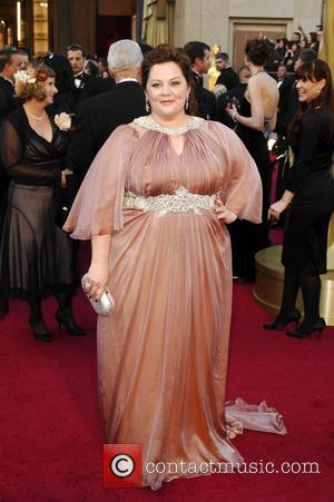 Oscars 2012: Melissa Mccarthy In Tears Before She Hit The Red Carpet