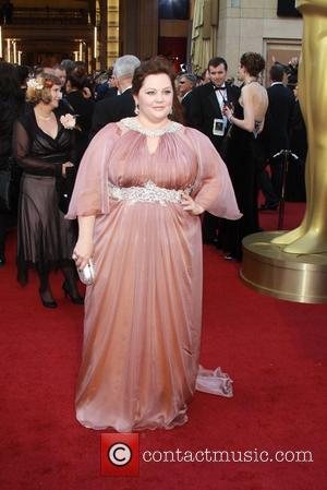 Melissa Mccarthy and Academy Awards