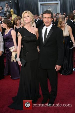 Melanie Griffith, Antonio Banderas, Academy Of Motion Pictures And Sciences and Academy Awards
