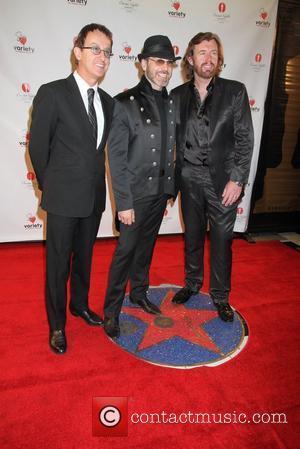 Australian Bee Gees Oscars Night America Las...