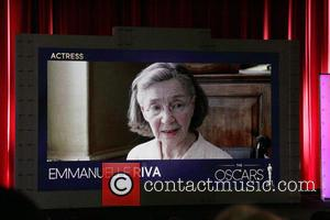 Emmanuelle Riva: 'Oscar Nomination Feels Like A Fairy Tale'