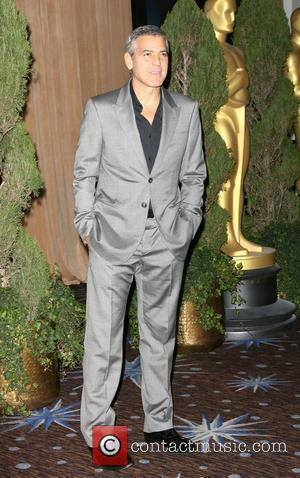 George Clooney 84th Annual Academy Awards Nominees Luncheon held at the Beverly Hilton Hotel Los Angeles, California - 06.02.12