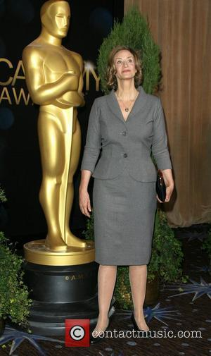 Janet McTeer 84th Academy Awards Nominations Luncheon held at the Beverly Hilton Hotel Los Angeles, California - 06.02.12