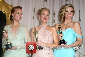 Berenice Bejo, Missi Pyle, Penelope Ann Miller and Academy Awards
